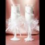 Свадебные бокалы «Балерины»