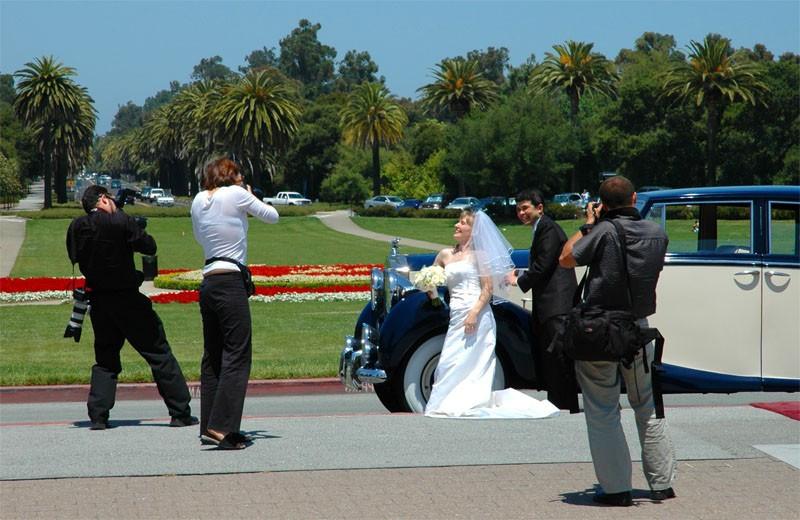 Свадебный фотограф (правила свадебной фотосессии)