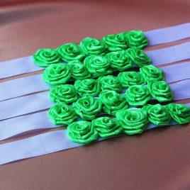 Ленты для подружек невесты «Зелень»