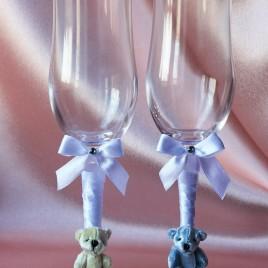 Свадебные бокалы «Мишки»