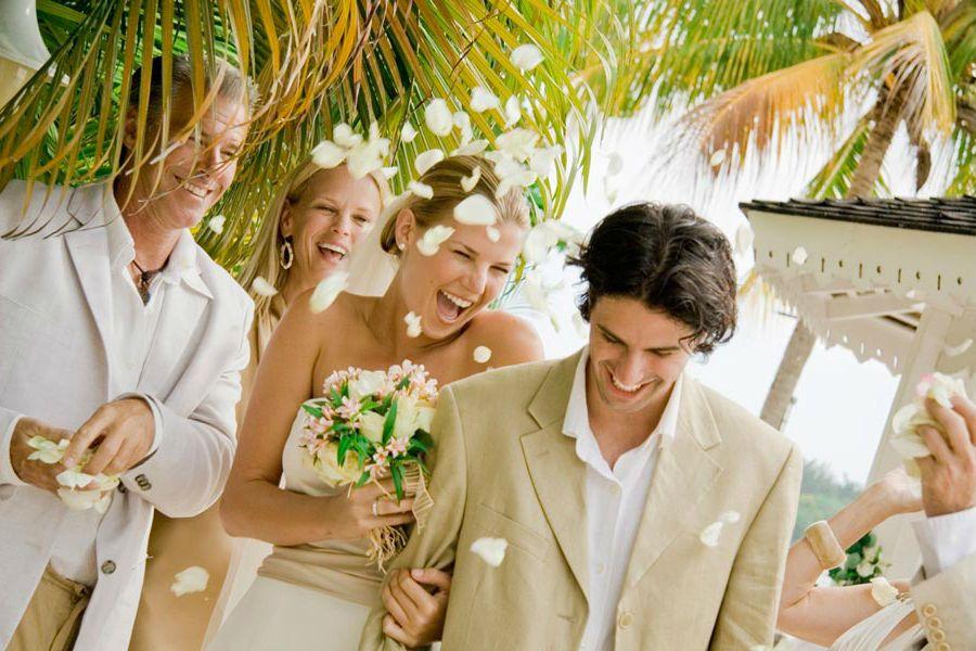 Свадьба и поздравления: правильный подход