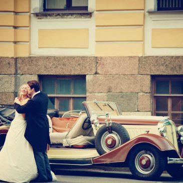 Ретро-свадьба для особенных!