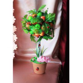 Дерево счастья Лесное дерево