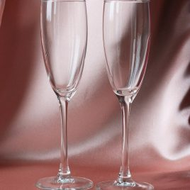 Свадебные бокалы Для питья и битья