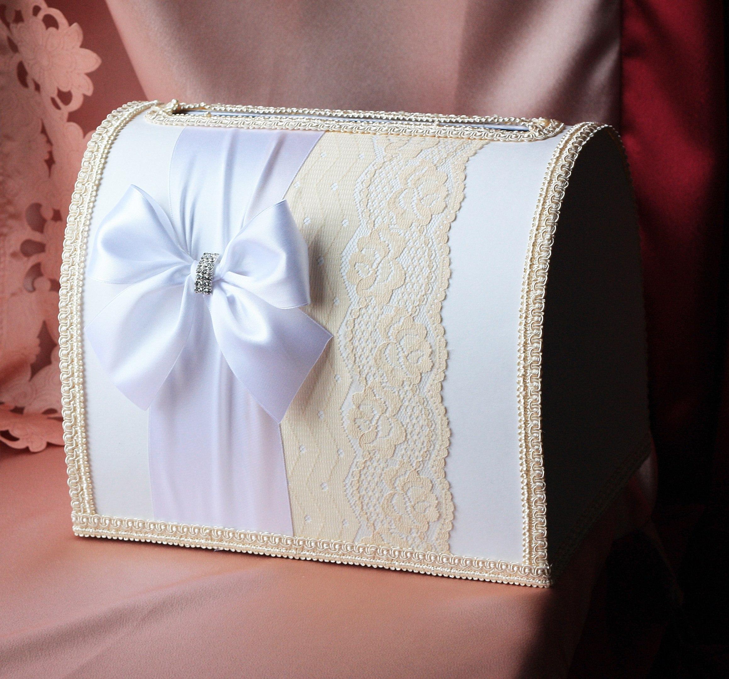 Фото свадебного сундука своими руками