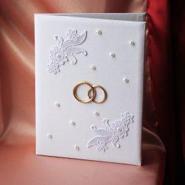 Папка для свидетельства о браке №5