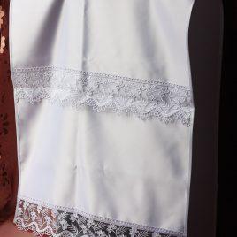 Рушник белоснежный №17