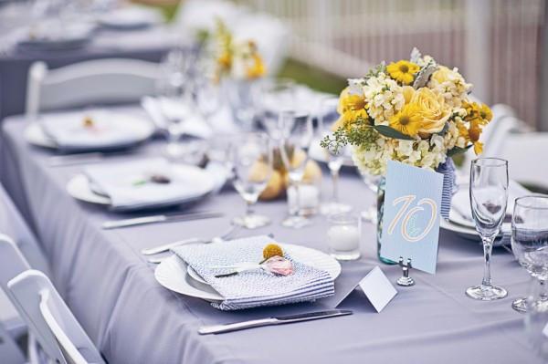 Оформляем свадебный банкет