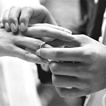 Свадебные кольца по наследству