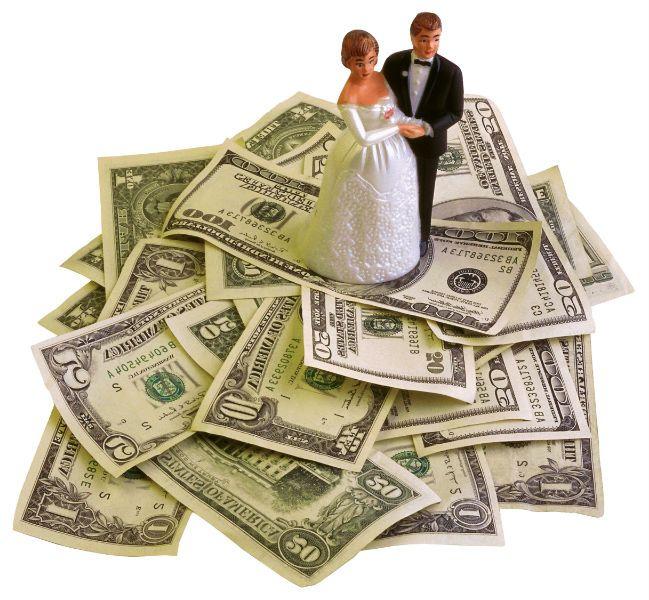 Рассчитываем бюджет на свадьбу