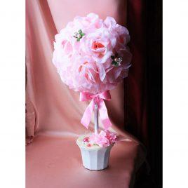 Дерево счастья Розовое