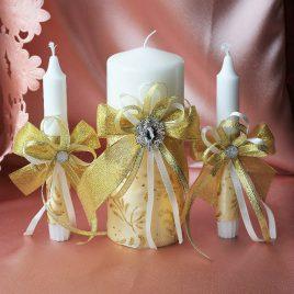 Свадебные свечи Эрмитаж