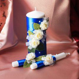 Свадебные свечи Семейный очаг Желание