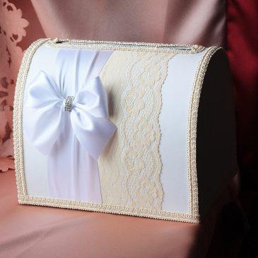 Свадебный сундук для денег Милена