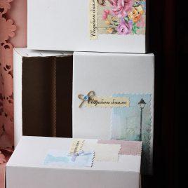 Коробка для хранения бокалов