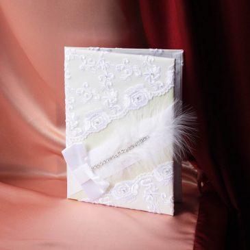 Папка для свидетельства о браке №9