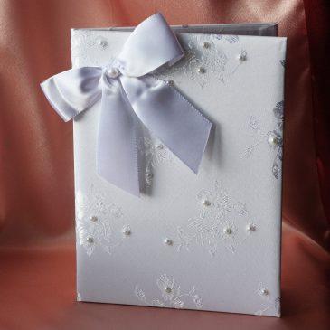 Папка для свидетельства о браке №6