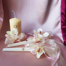 Свадебные свечи Семейный очаг №6