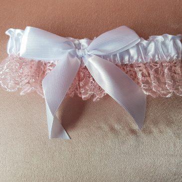 Свадебная подвязка невесты №15