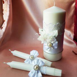Свадебные свечи Семейный очаг №10