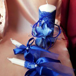 Свадебные свечи Семейный очаг №7