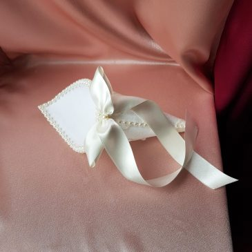 Кулек для лепестков роз айвори №12