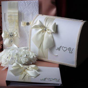 Свадебный набор Айвори №7