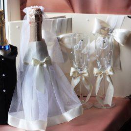 Свадебный набор Айвори №4