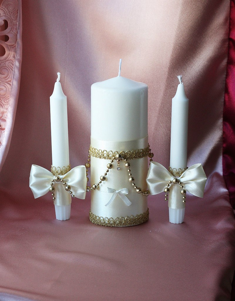 картинки свадебные свечи своими руками нам сказали, что